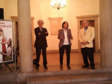Activit s 2012 association france russie cei de l 39 is re for Chambre de commerce franco russe