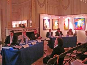 conférence coopération scientifique et médicale 1